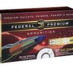 Federal Premium Introduces Edge TLR All-Range Hunting Ammunition