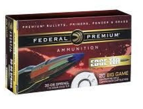 Federal Premium Introduces Edge TLR All-Range Hunting Ammunition
