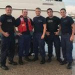 Virginia Coast Guard Rescues Three Near Virginia Beach