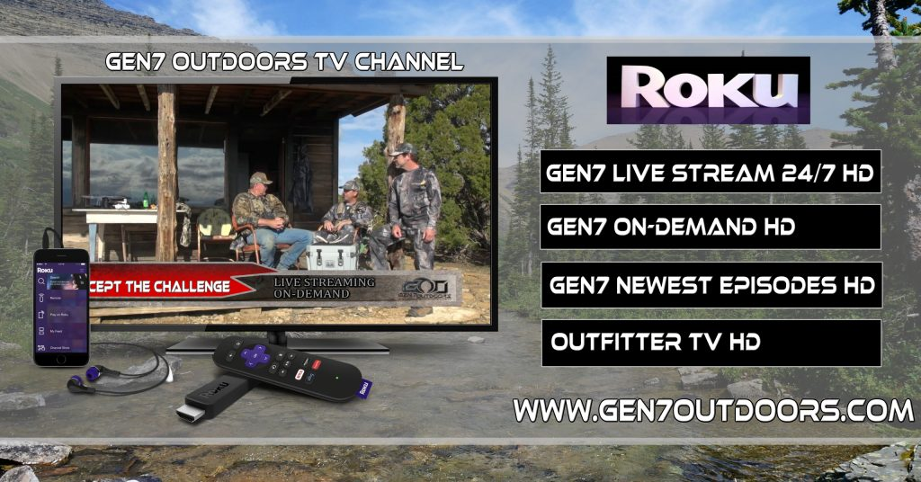 Hunting and Fishing Channel on Roku | GEN7 Outdoors TV