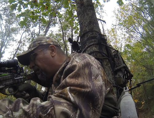 Pass'n it on Outdoors SE7 EP7 Bowhunt in the High Country