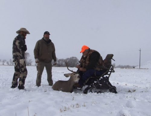 Pass'n it on Outdoors Season 7 Episode 11 Wyoming Muley's