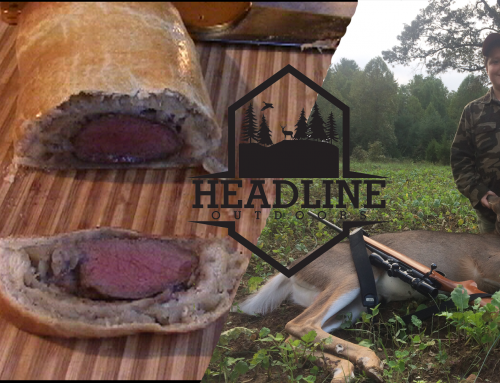 Headline Outdoors Season 1 Episode 1 2018 Youth Weekend / Deer Wellington Cook
