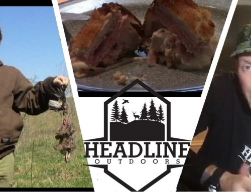 HEADLINE OUTDOORS SEASON 1 EPISODE 4 BIRD HUNT / CROSSBOW HUNT / PHEASANT CORDON BLUE COOK