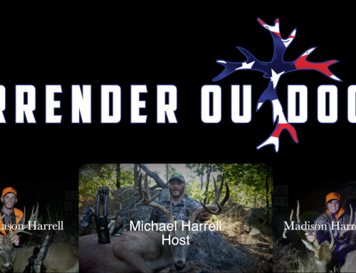SURRENDER OUTDOORS SE6 EP12 – HARDWOOD HOGGIN
