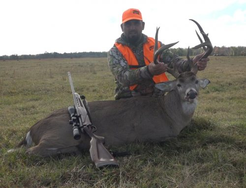 SURRENDER OUTDOORS S7 EP4 IT'S RIFLE SEASON IN OKLAHOMA!